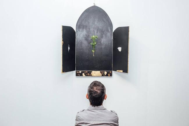 Wystawa BODY/SACRUM  Karol Formela