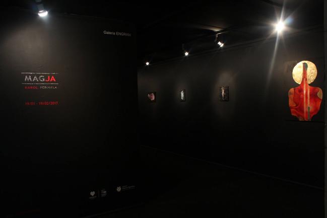 Magja w Galerii Engram w Katowicach