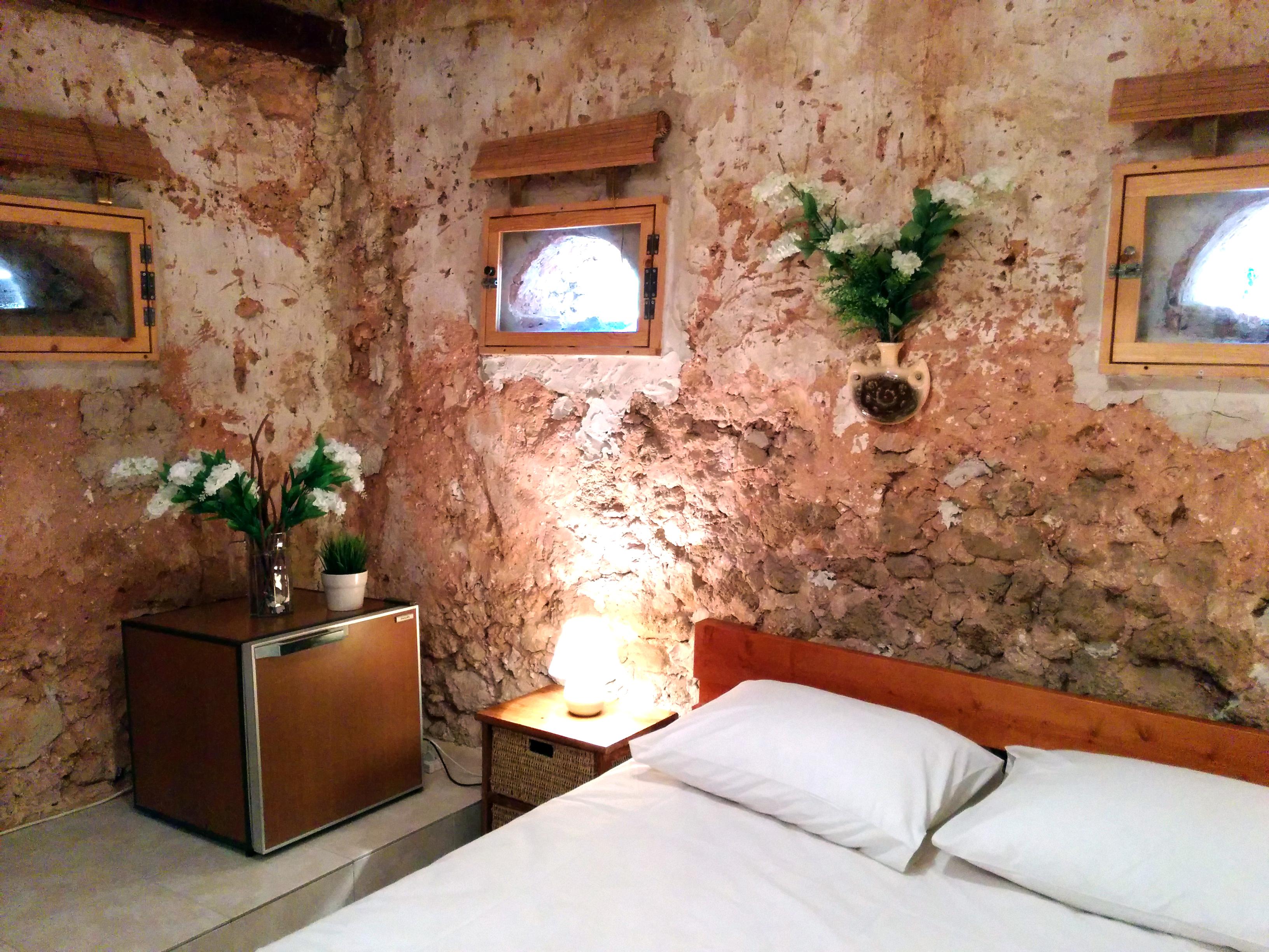חדר מס' 7 - מלון בוטיק למזכרת
