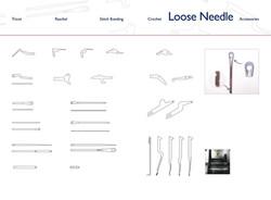 loose needle