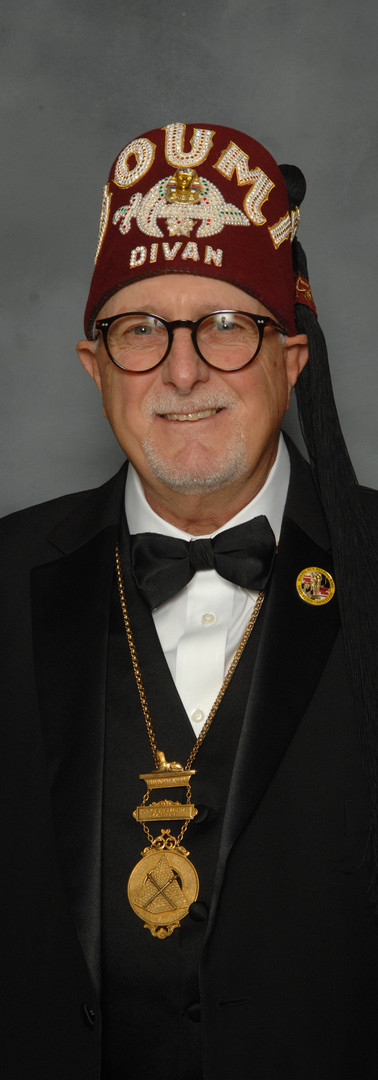 Karl F. Ballwanz III, 1st Ceremonial Master