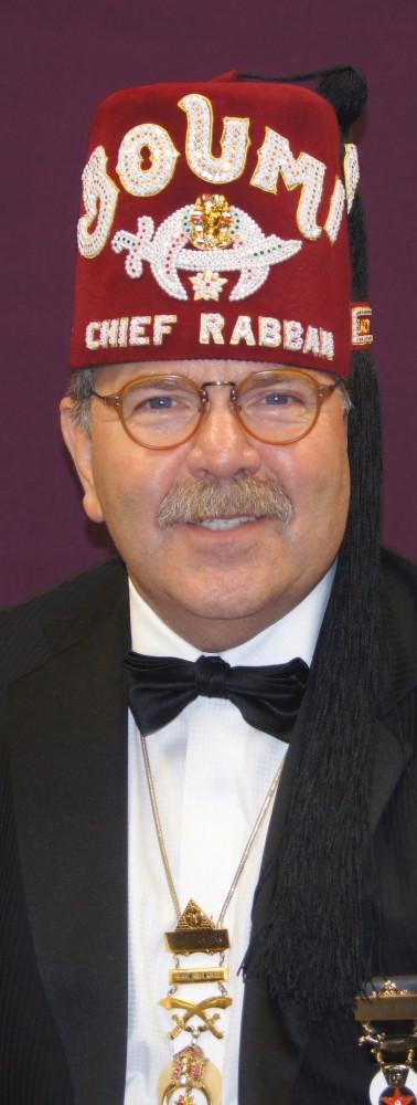 Tony Fusco, Chief Rabban