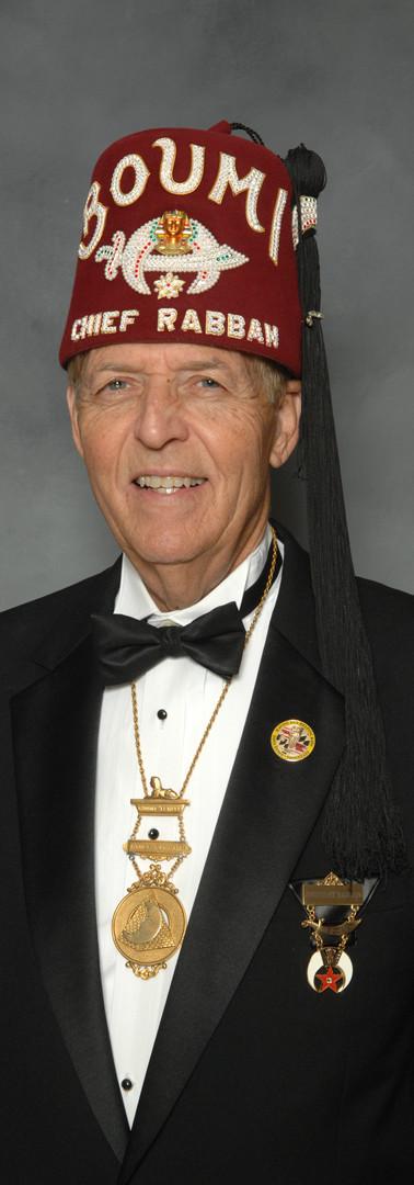 R. Jay Fisher, Chief Rabban