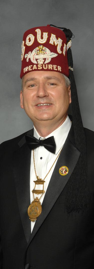 Scott A. Brown, Treasurer