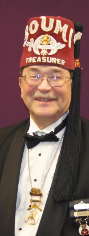 Ernest N. Palmer, P.P., Treasurer