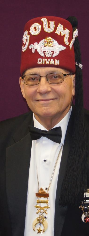 Ralph B. Warehime Jr., Second Ceremonial Master