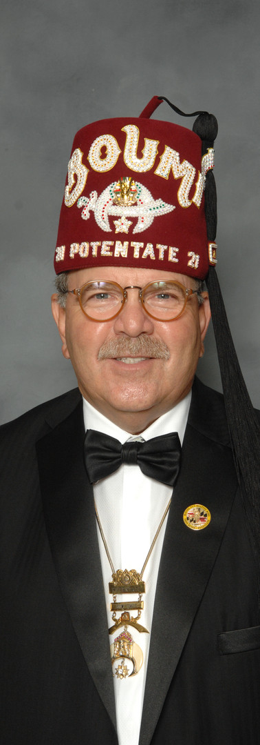 Tony Fusco, Potentate