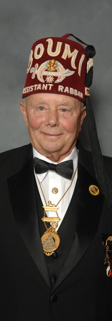 Joseph F. Baird, Assistant Rabban