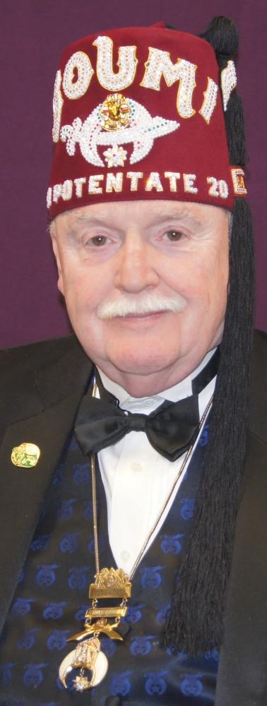William C. Needer, Potentate