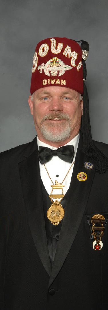 Richard H. Jones Jr., 2nd Ceremonial Master