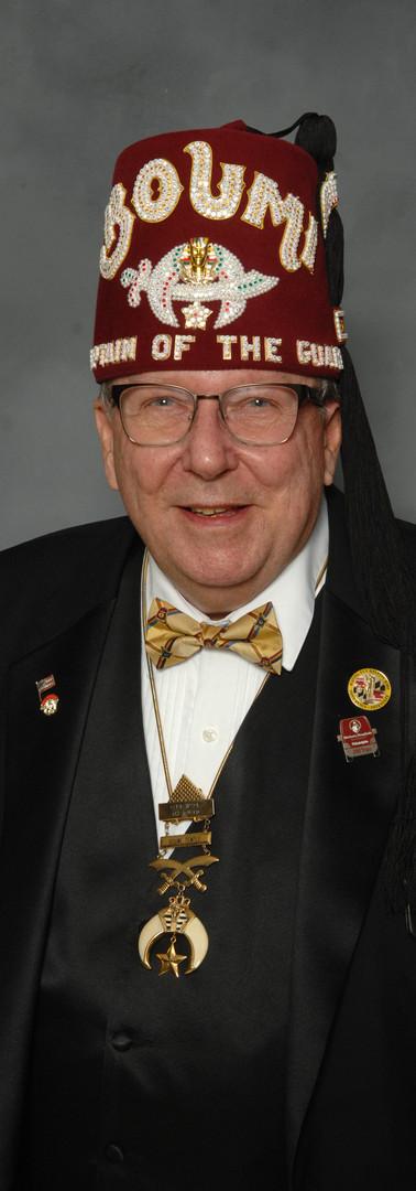 Wayne L. Snyder, Captain of the Guard