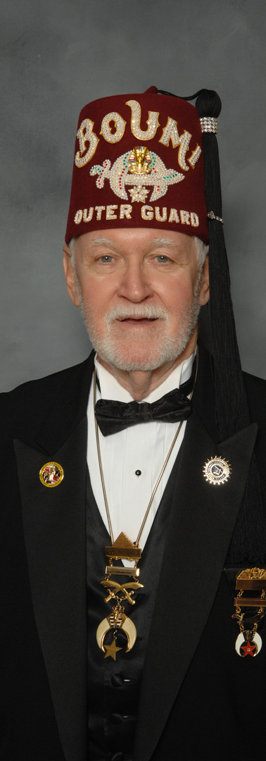 John Genoa Jr., Outer Guard