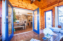 The Farmhouse Cabin