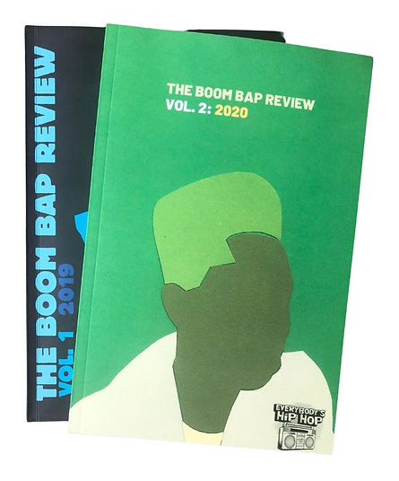Copy of Copy of PRAISE FOR THE BOOM BAP
