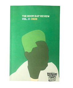 Copy of PRAISE FOR THE BOOM BAP REVIEW V