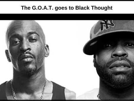 A Case for Black Thought over Rakim