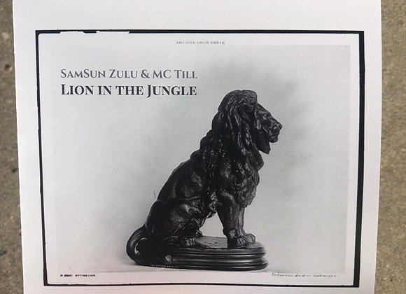 Lion in the Jungle CD