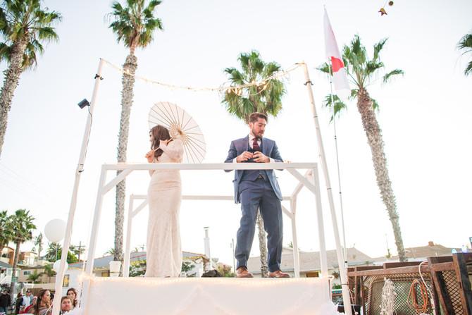 An OB Parade... I mean, Wedding!