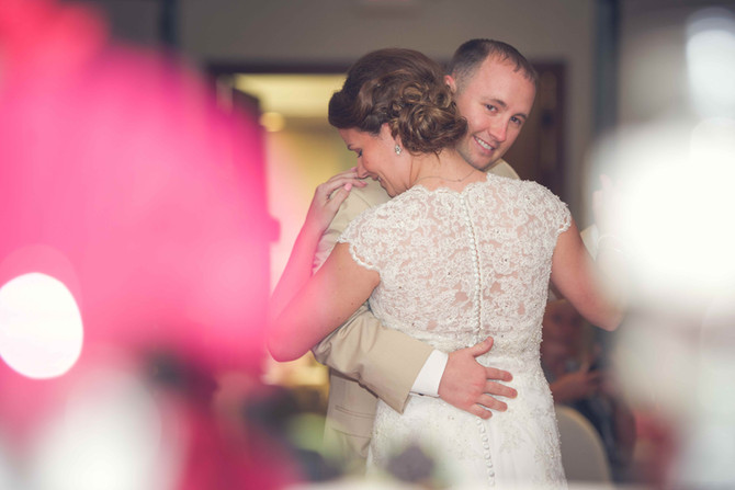 Tamera + Stephen: A West Virginia Wedding