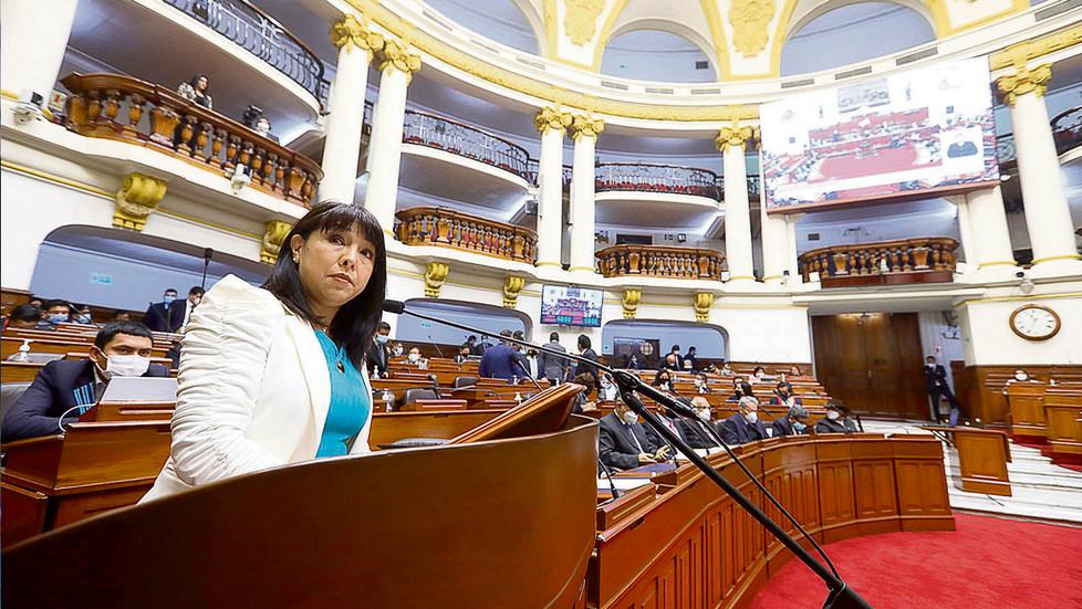 Congresistas de Perú Libre opinan sobre la investidura del gabinete Vásquez