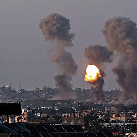 Reporte – Conflicto entre Hamas e Israel