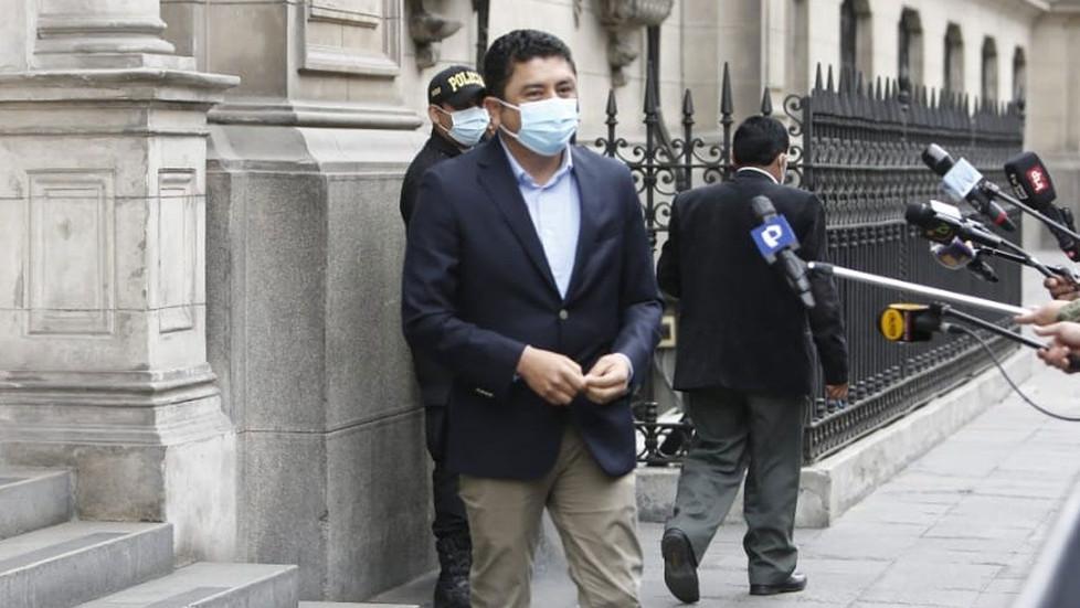 Guillermo Bermejo reitera que Perú Libre ejecutará propuestas de campaña