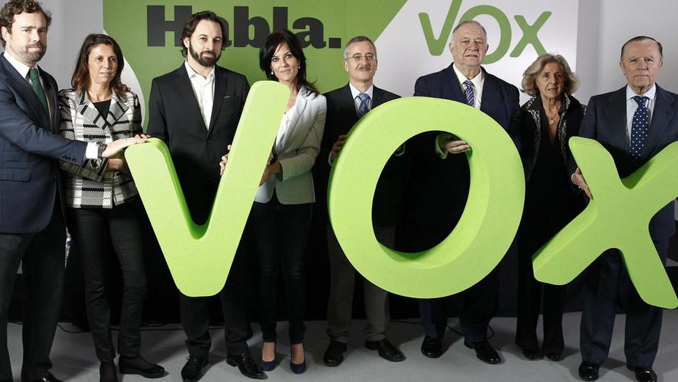 España: Partido político Vox expresa preocupación por proceso electoral peruano