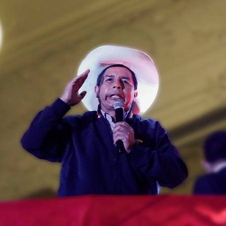 Pedro Castillo: Presidente del Bicentenario