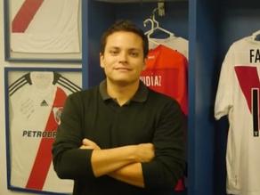 """FABRIZIO BIANCATO: """"Evaluaciones, análisis y seguimiento; un trabajo de día a día con el jugador"""""""