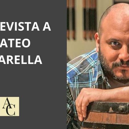 Entrevista a Mateo Chiarella