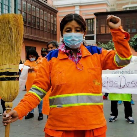 """Entrevista a Isabel Cortez: """"Somos nosotras quienes debemos salir a proteger al Perú"""""""