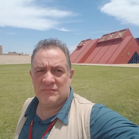 """""""ES EL MOMENTO DE CONSTRUIR HISTORIAS PARA TODOS"""", una entrevista a Carlos del Águila"""