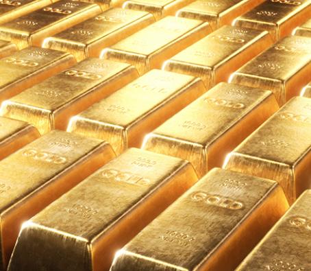 El precio del oro tiene su peor semana desde Marzo