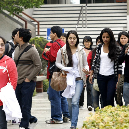 La educación superior: un sueño que se nos escapa de las manos