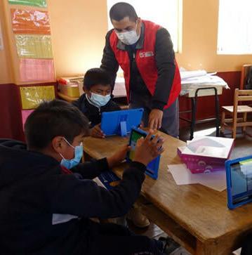 Vásquez : se invertirán millones en el sector educación para el 2022