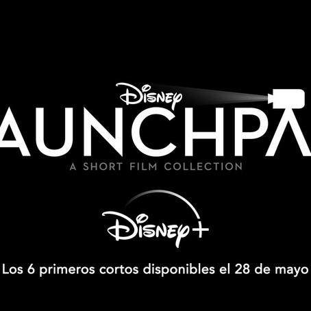 Disney+ presenta 'Launchpad' una serie de cortos de nuevos creadores