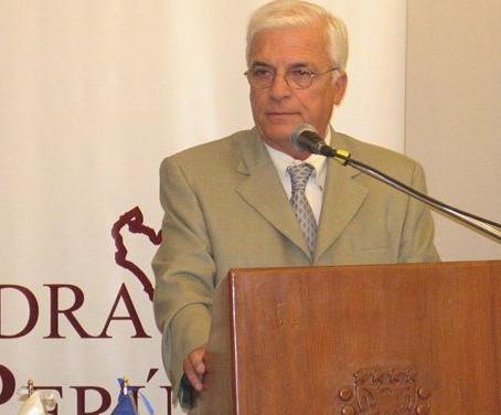 Edmundo del Águila Morote fue elegido como nuevo secretario general de Acción Popular