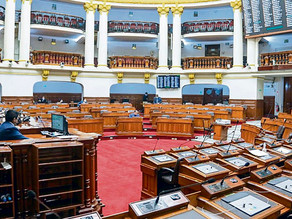 """Congreso: No se alcanzó los votos para reformar la cuestión de confianza de forma""""express"""""""