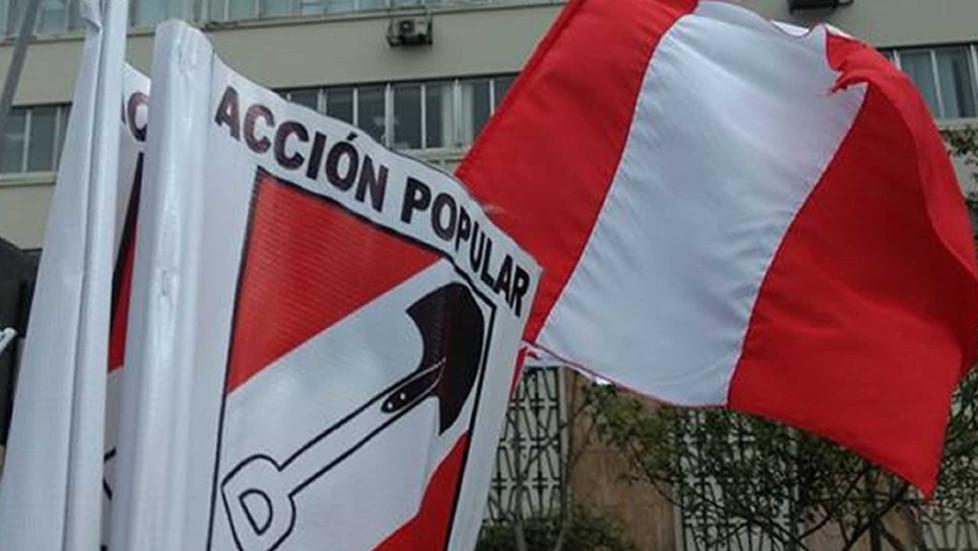 La recuperación del país pasa por recuperar los partidos: el caso de Acción Popular