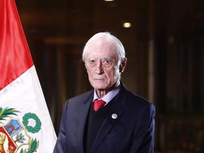 """Héctor Béjar: """"Impulsaremos el Acuerdo de Escazú"""""""