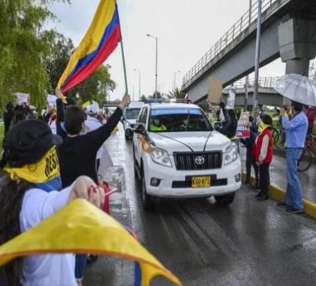 Delegación de la CIDH llegó a Colombia