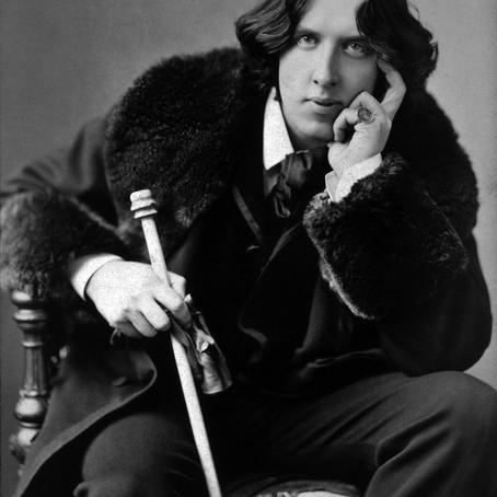 Oscar Wilde: en defensa de l'art pour l'art