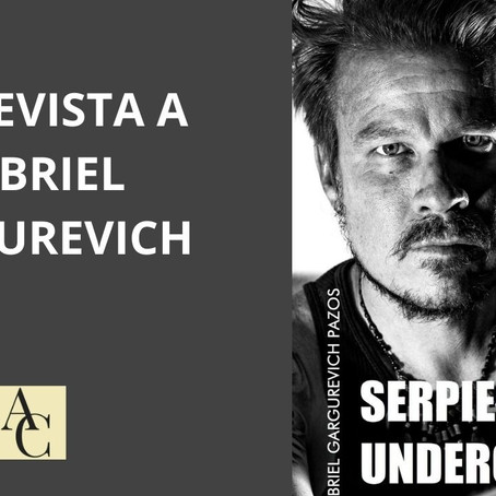 Entrevista a Gabriel Gargurevich