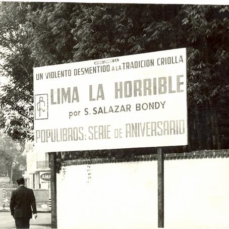 BREVE HISTORIA DE LOS POPULIBROS PERUANOS