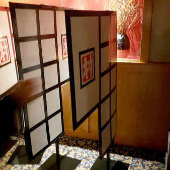 BOOTH PARTITION
