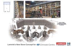 store front concept
