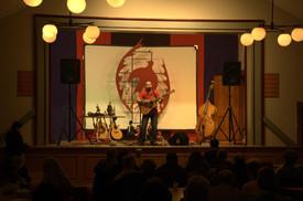 Vide Geiger live in Brampton, Canada