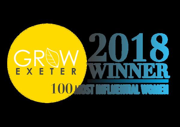 100 Woman logo