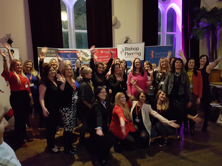 Venus Awards semi finalists evening