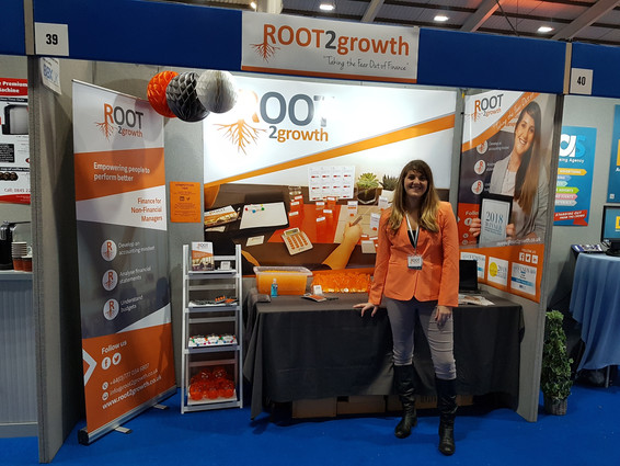 Stand at SW Business Expo 2017